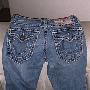 Men's True Religion Size 29 Designer Jeans